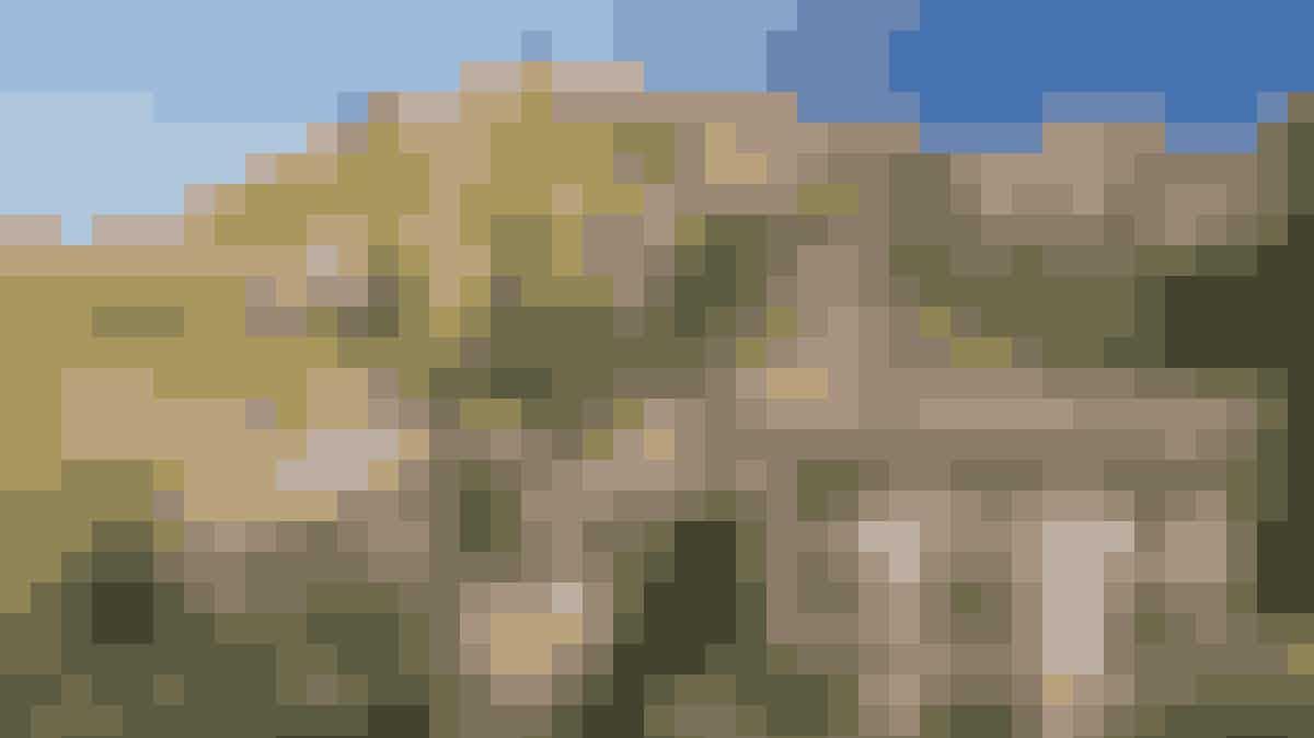 Landsbyen Deia