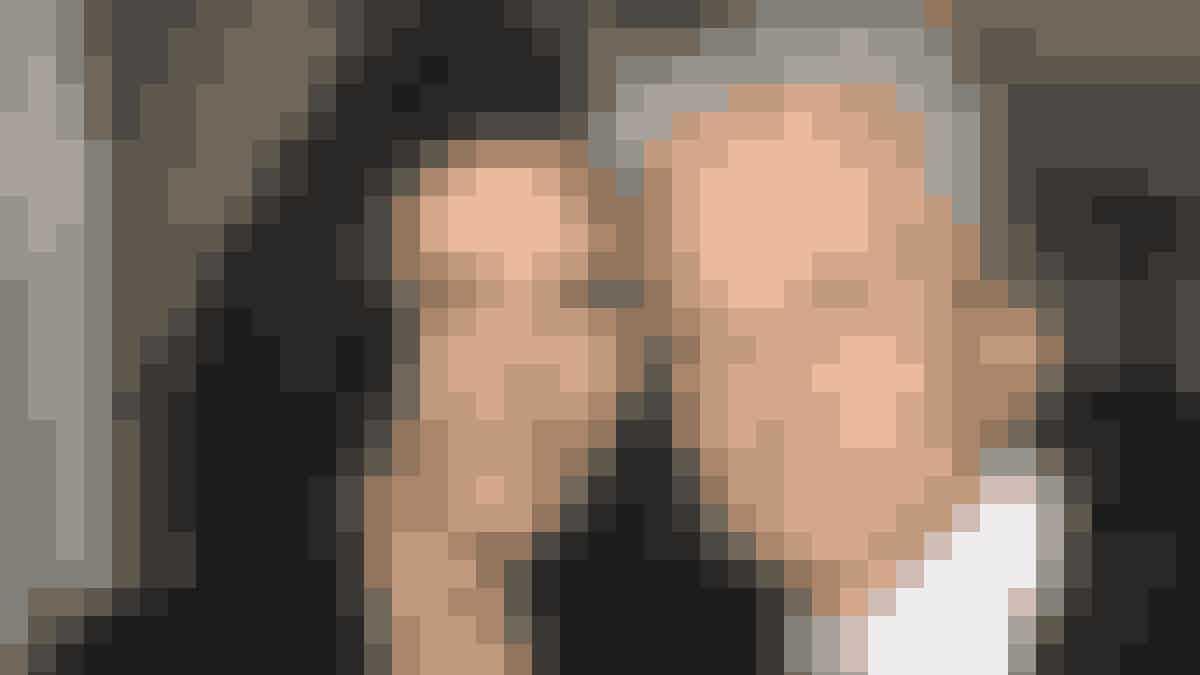Catherine Zeta-Jones og Michael Douglas.