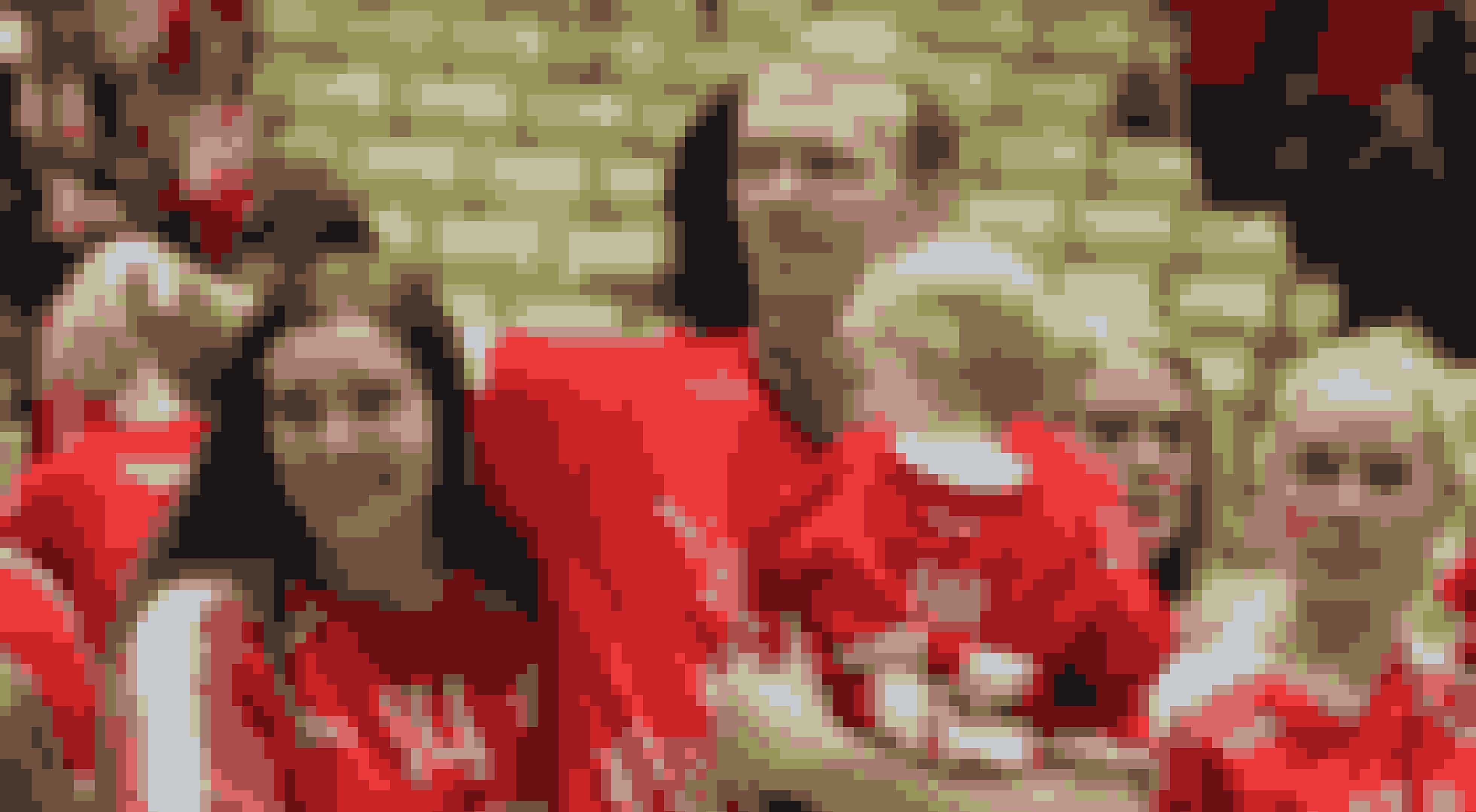 Anders Zachariassen med sin bedre halvdel Kristina og parrets datter, Clara.