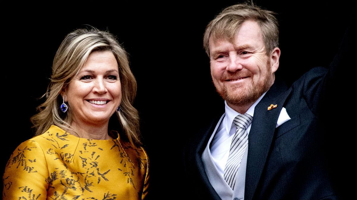 La reina Máxima y el rey Willem-Alexander.