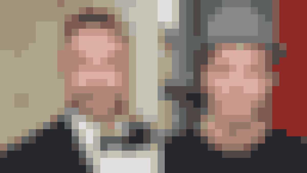 Fotomontage. Jakob Fauerby og Silas Holst.