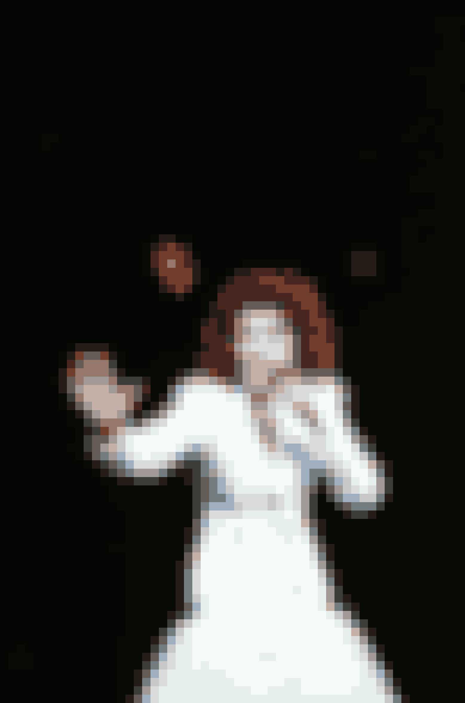 En ung Celine Dion på Eurovision-scenen i 1988.