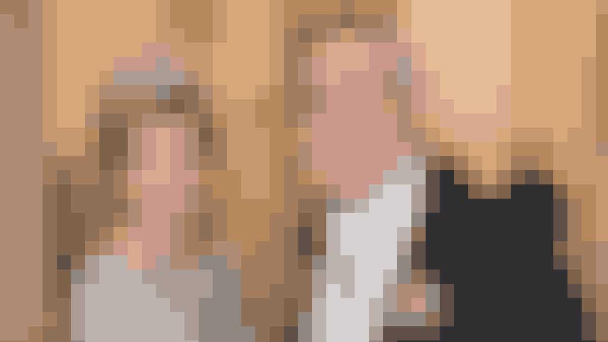 Dronning Anne-Marie og kong Konstantin, 2015.