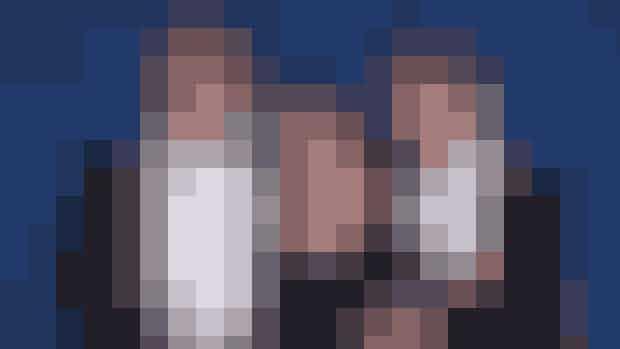 Luke Perry, Shannen Doherty og Jason Priestly.