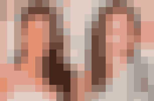 Det er en klassiker, at de to smukke skuespillerinder ligner hinanden. Måske har de samme plastik-kirurg? I hvert fald har de begge fået lavet næsen ...  På næste billede ses to unge mænd, som (heldigvis!) ligner hinanden enormt meget ...
