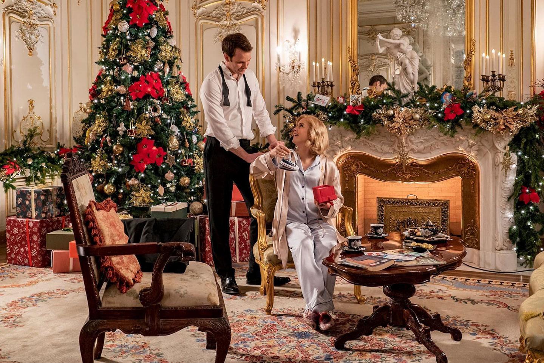 julefilm på netflix