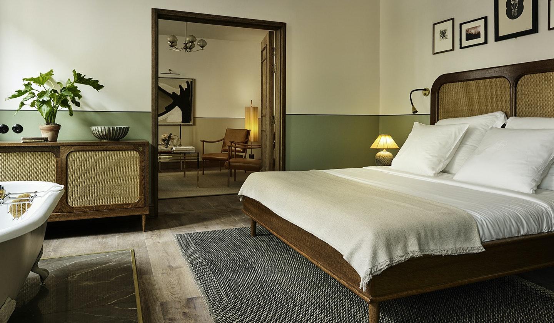 Picture of: Hotel Sanders Karet Som Arets Hotel Elle