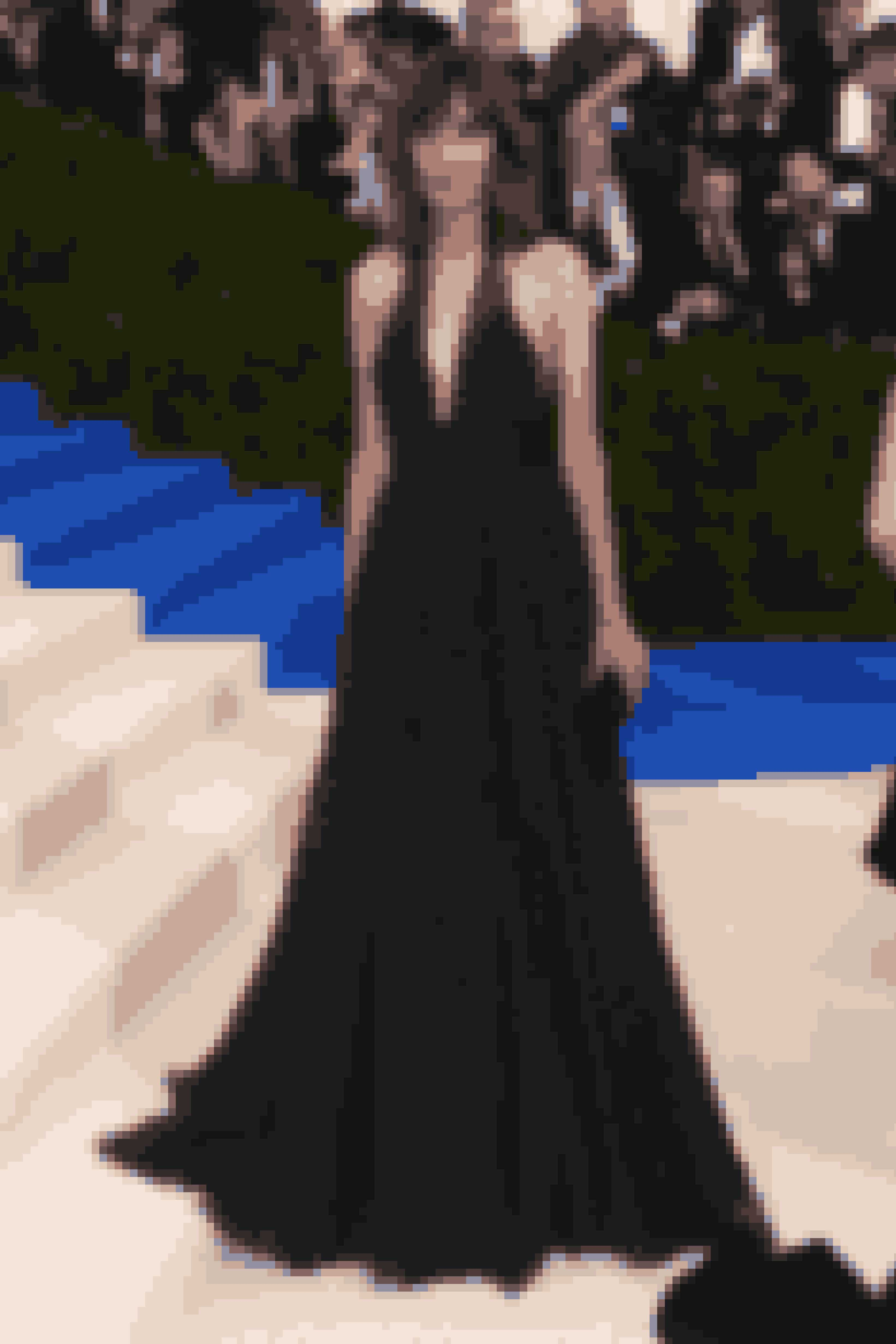 Alexa Chung i Diane Von Furstenberg kjole