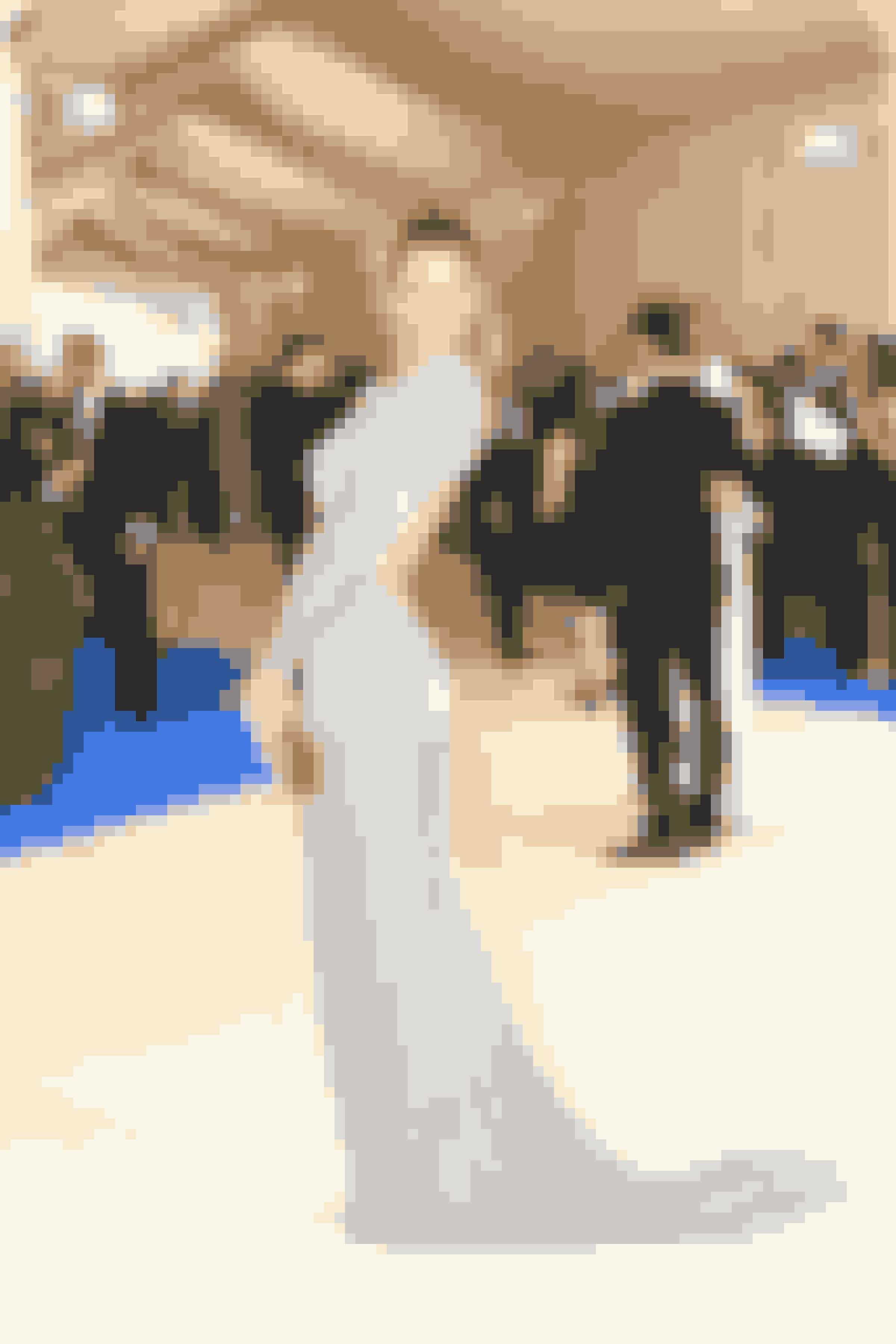 Gisele Bündchen i Stella McCartney kjole