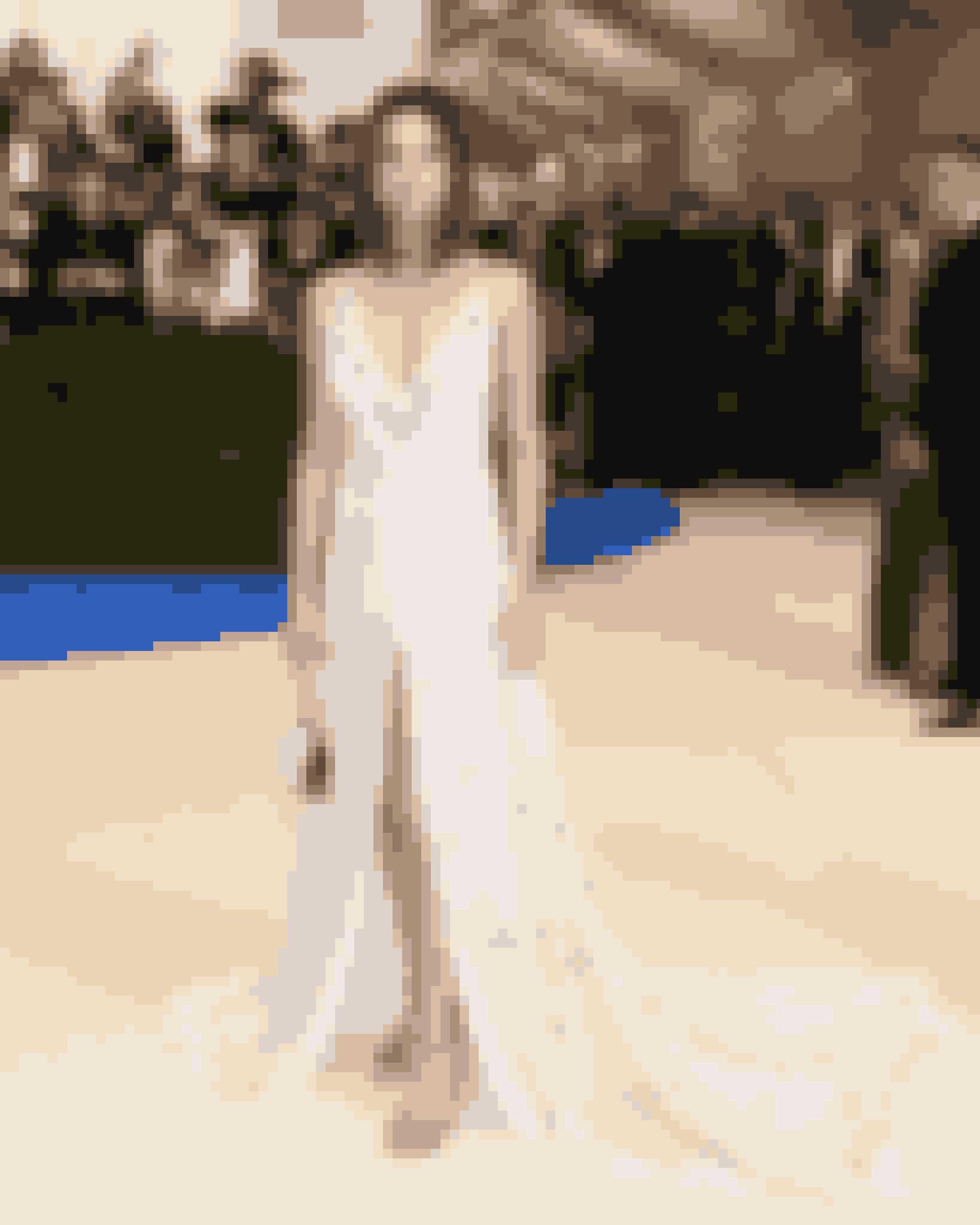 Selena Gomez i Coach kjole