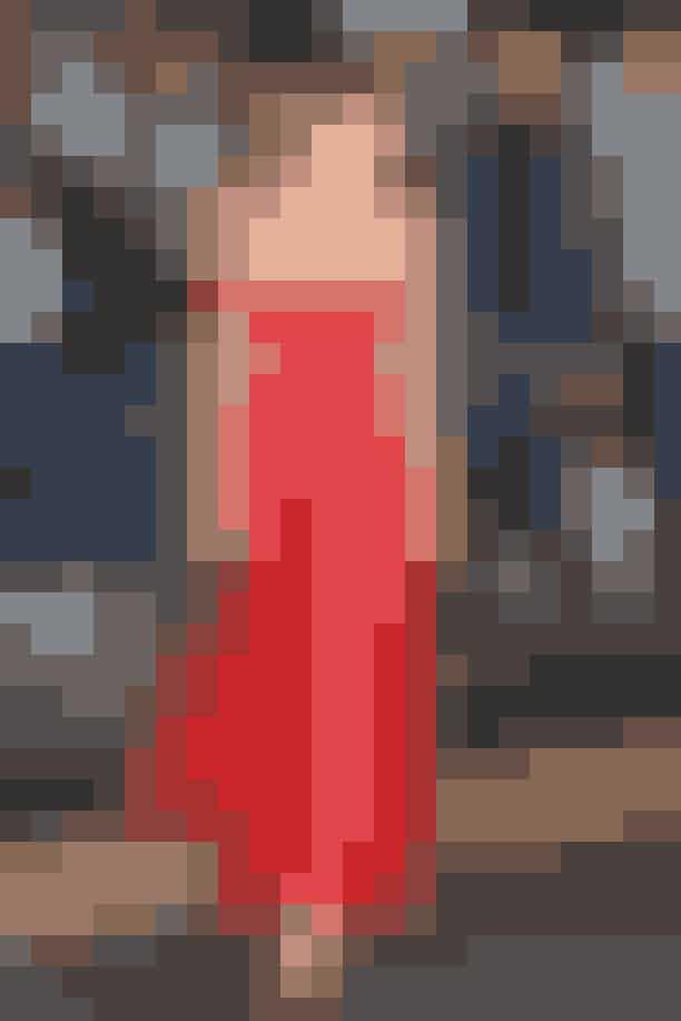 Bella Hadid klædt i Dior til middag hos Madame Figaro og Dior