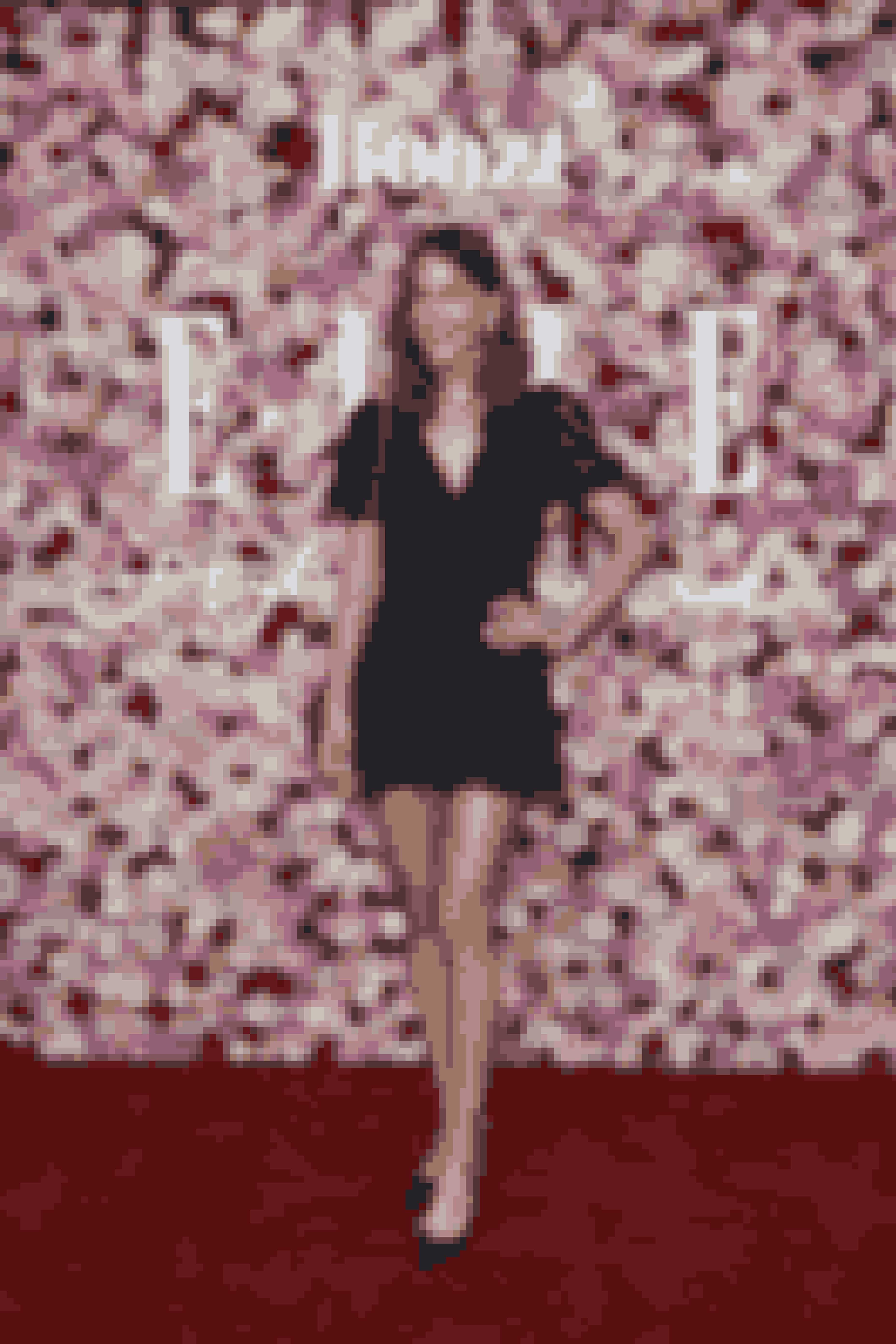 Cecilie Haugaard i kjole fra Rotate Birger Christensen, sko fra Jimmy Choo, smykker fra Ole Lynggaard og taske fra Chanel.
