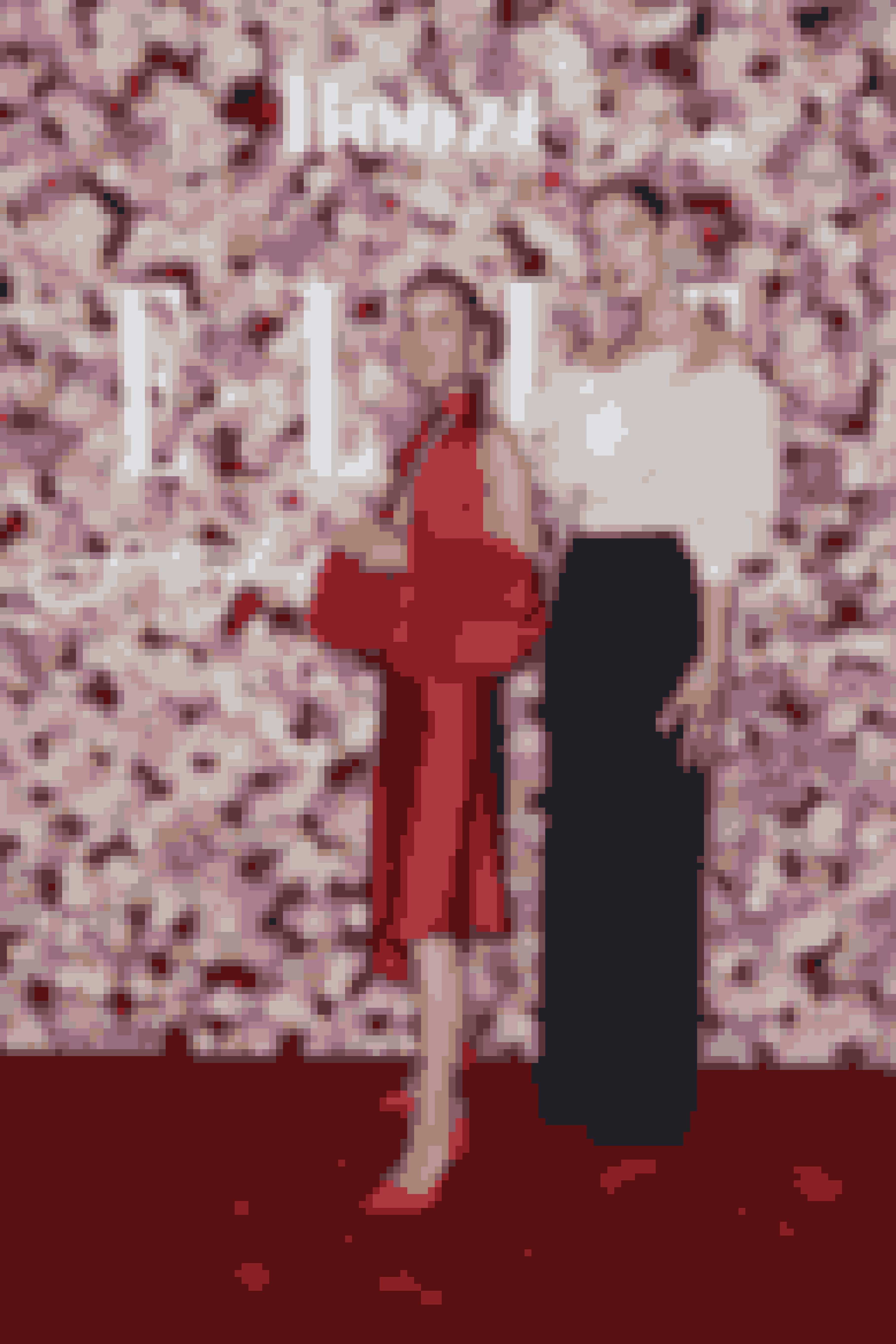 Barbara Potts og Cathrine Saks i kjole og sæt fra Saks Potts, sko fra Christian Louboutin og smykker fra Sophie Buhai og Saks Potts.