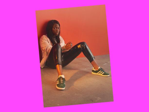 Adidas relancerer 'Gazelle' skoen i 51 nye farver med Kate