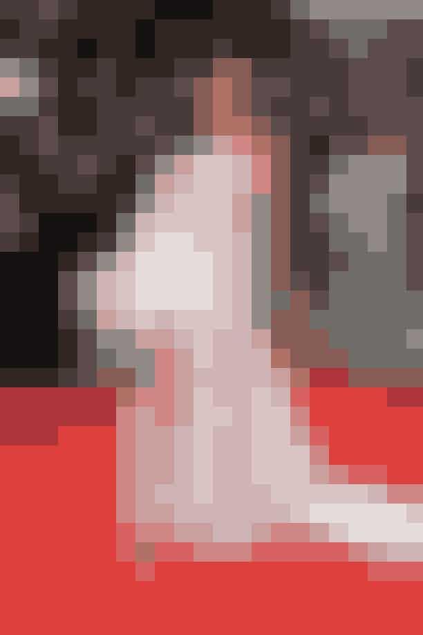 Alessandra Ambrosio i kjole fraRalph & Russo.
