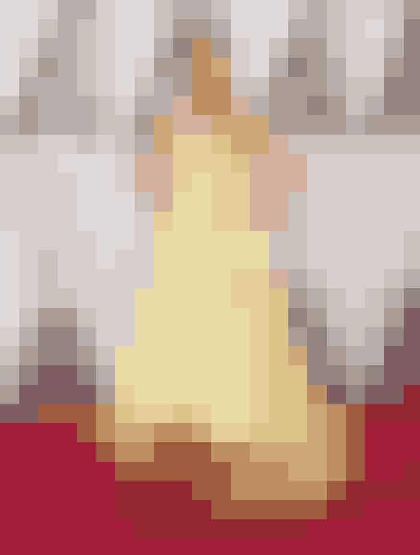 Alicia Vikander strålede i en custommade Louis Vuitton-kjoler til Oscar-uddelingen i 2016, hvor hun vandt en Oscar for'Best Actress in a Supporting Role' for hendes rolle som Gerda i filmen 'The Danish Girl'