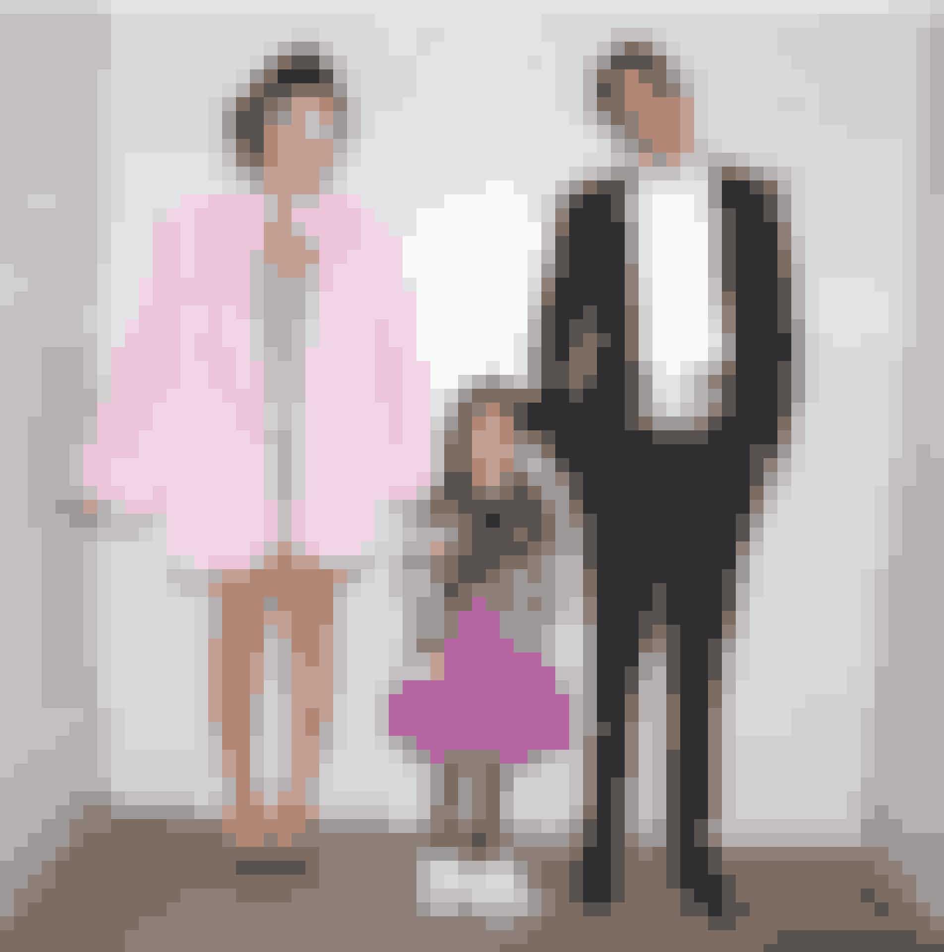 Beyoncé, Blue Ivy og JAY-Z som Barbie-familie, 2016