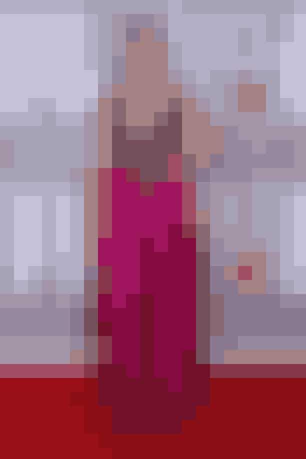 Dua Lipa i kjole fra Christopher Kane