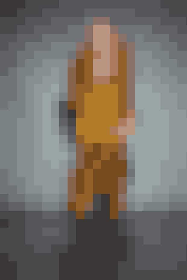 Sæt: Stine Goya // Støvler: Stine Goya // Smykker: Orit Elhanati // Briller: Gucci hos Profil Optik