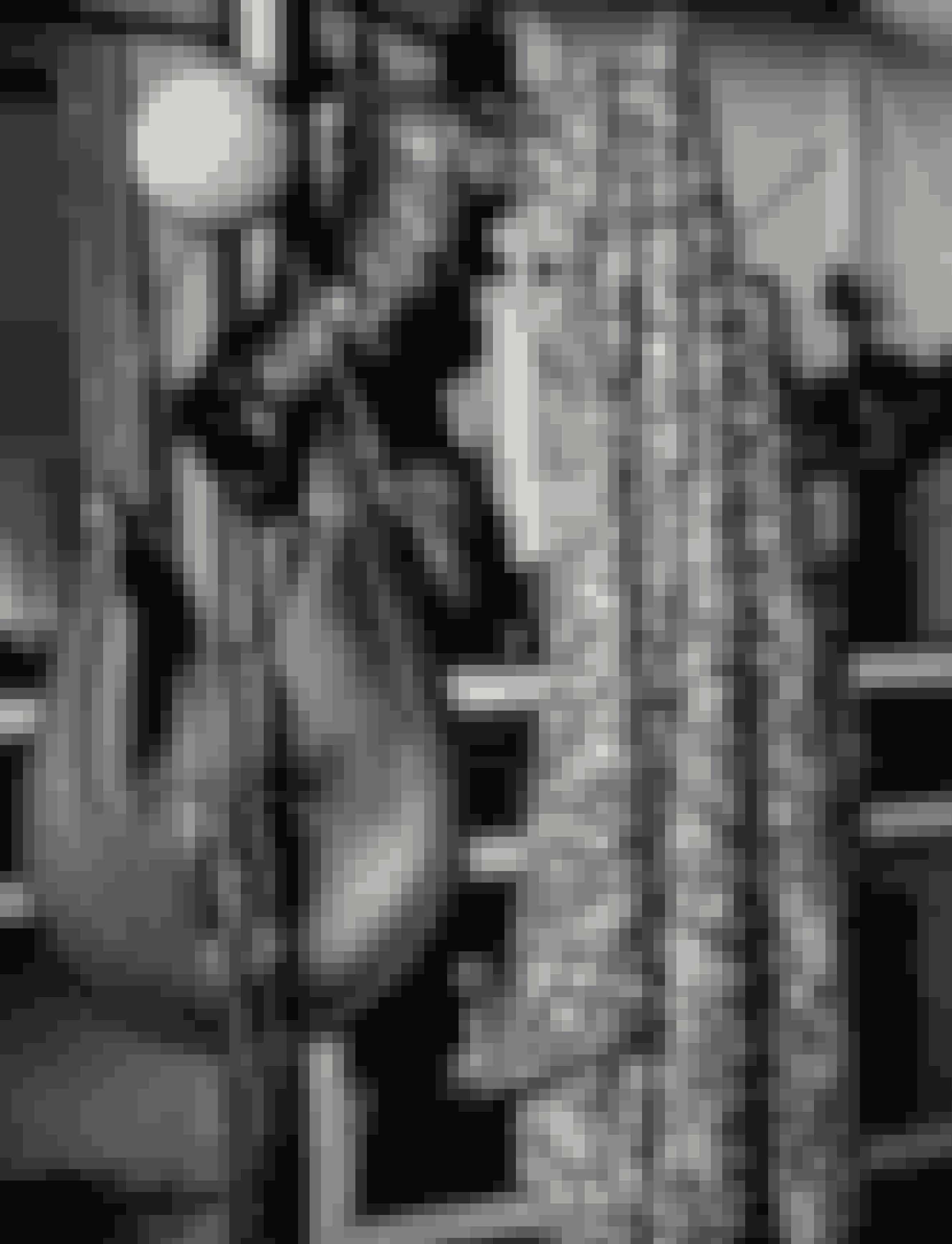 Altuzarra-tasken er købt hos Nathalie Schuterman i Stockholm. Susanne faldt for størrelsen, der passer godt til hverdagsbrug, og for det skulpturelle, flettede midterstykke, der minder hende om en hestehale. Den japanske kimono bruger hun som slåbrok, og fjerkraven er et tidligere showpiece.