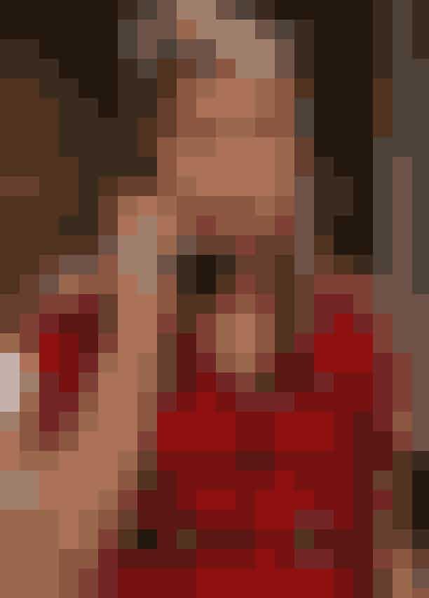 Rachel GreenRachel var allerede forud for sin tid i 90'erne og har ofte vist sig i looks og frisurer, der holder den dag i dag. Derfor ville Rachel selvfølgelig erhverve sig som fulltyids influencer og tjenes sine penge gennem sponsorede posts på Instagram.