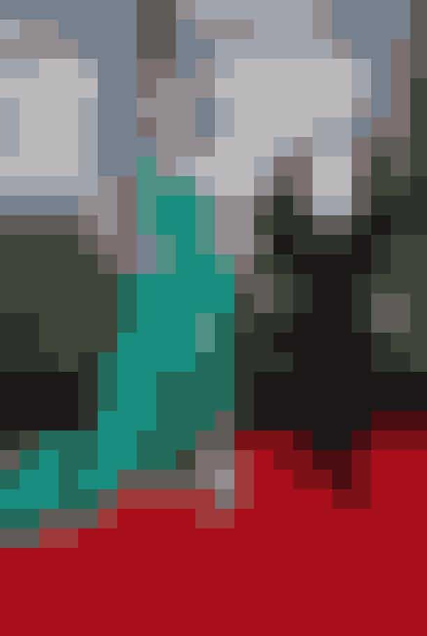 Catherine Zeta-Jones og Michael Douglas