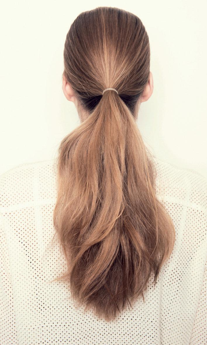 Knold i håret