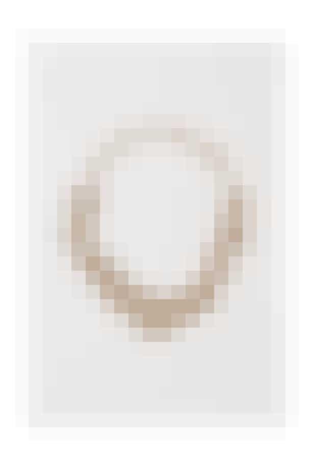 Halskæde, H&M, 129 kronerKøb HER