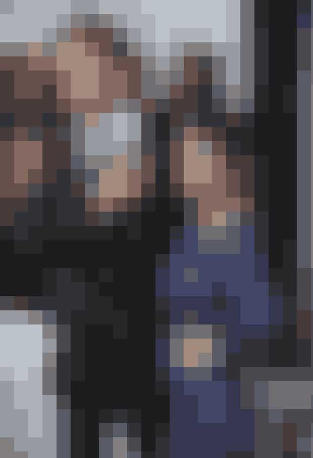 Kourtney Kardashian og Scott DisickKourtney Kardashian og Scott Disick mødte hinanden i Mexico i 2006 under en privatfest hos iværksætteren Joe Francis. Scott kom, fordi han kendte en af Joes venner, og han stødte første gang ind i Kourtney i husets soveværelse. Parret, der ikke længere er sammen, blev aldrig gift, men fik tre børn.