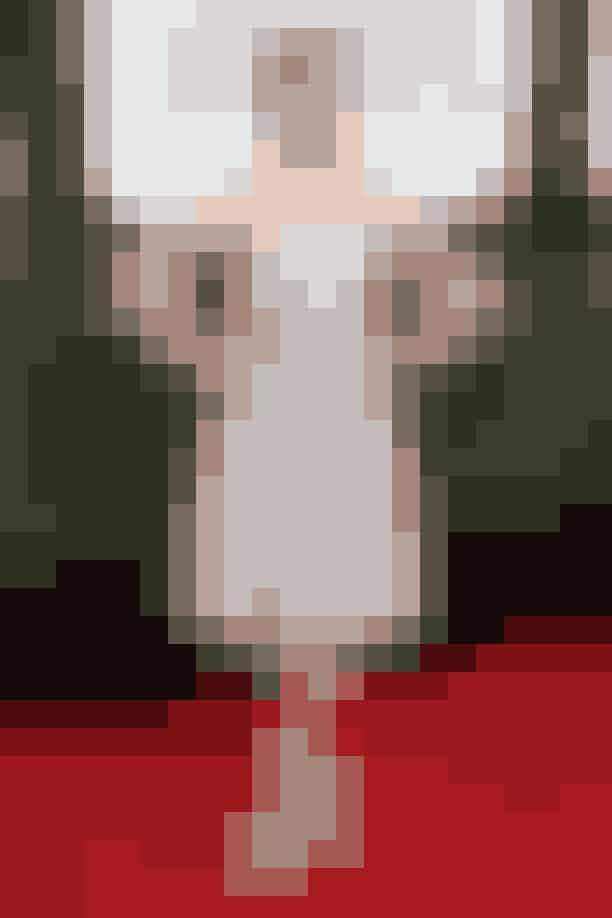 Millie Bobby Brown i Jenny Packham kjole