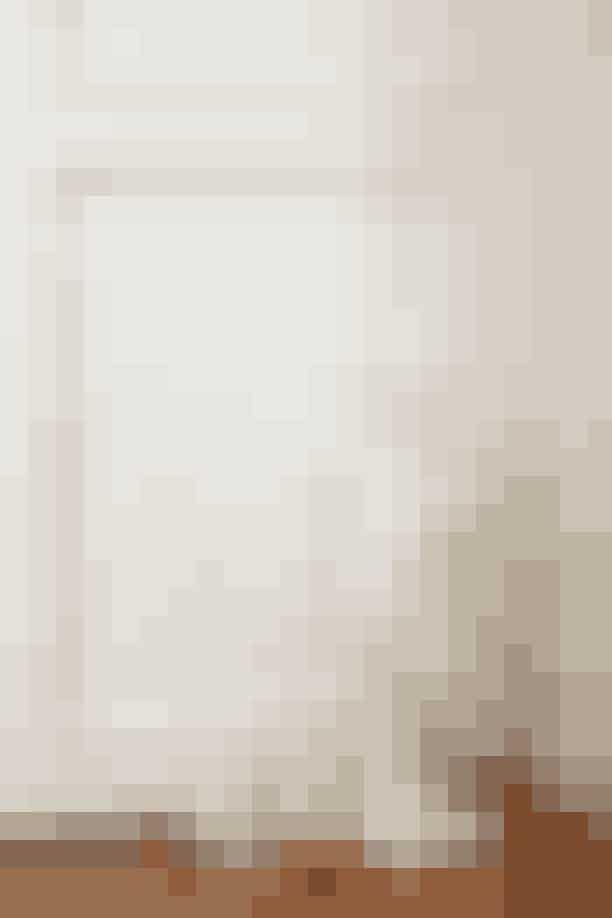 Helene og Iakob er samlere, og de samler bl.a. på sten. De runde, hvide kalksten har Helene fundet på en svømmetur og fragtet på land i sin bikini. Gipsfiguren af Søren Kierkegaard har Helenes onkel, billedhuggeren Knud Nellemose, skabt.