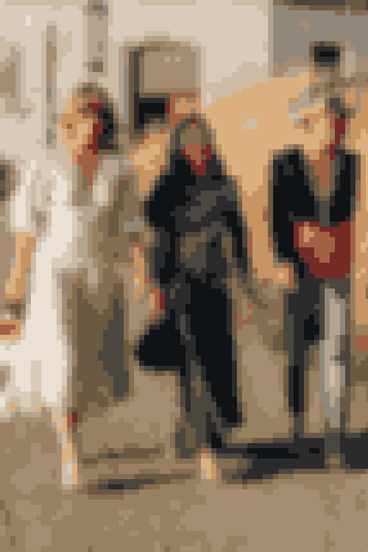 Lisa Aiken, Loulou de Saison og Linda Tol