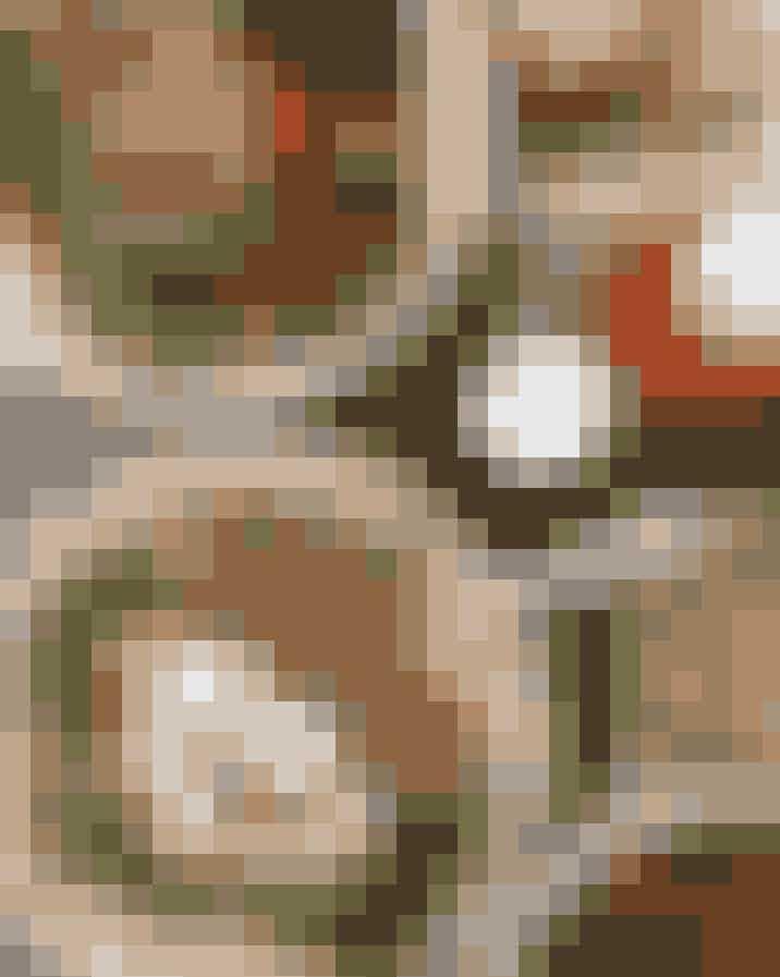 """Green NeighbourGreen Neighbour tilbyder økologiske salater og koldpresset juice til NorthSide og ud fra deres Instagram at dømme, er der virkelig noget at se frem til. Du kan blandt andet få en """"Warm & Greasy Sweet Potato Bowl"""" med spinat, søde kartofler, kikærter, kerner, rødløg, avocado og paprika/appelsin-dressing."""