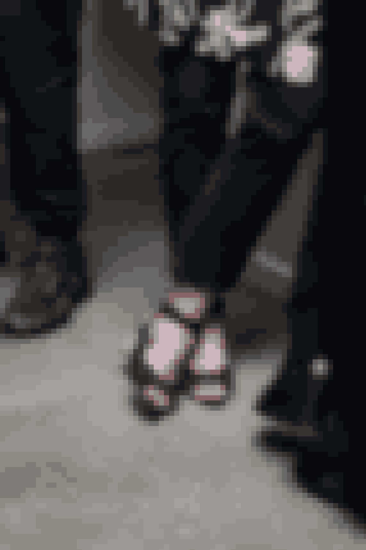 ELLEs Shopping Editor, Johanne Bostrøm havde matchet sineOle Lynggaard Copenhagen efter sine bordeaux-farvede sko. Se resultatet på næste billede i galleriet!