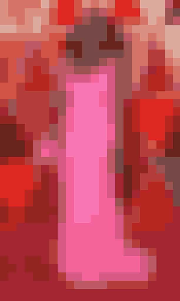 Viola DavisI kjole fra Michael Kors
