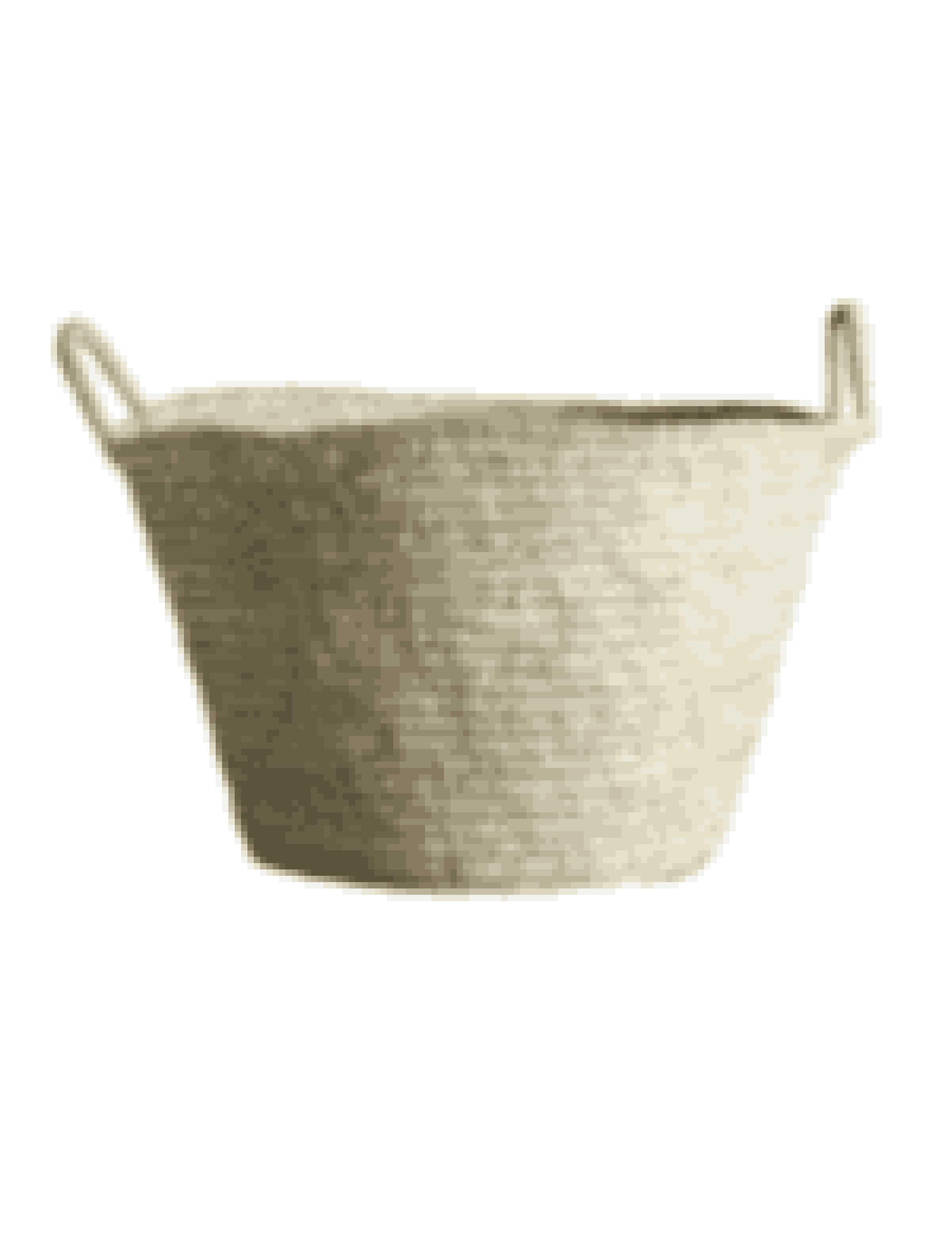 Kurv flettet af bambusblade, Tine K Home, 369 kr.Køb online her.