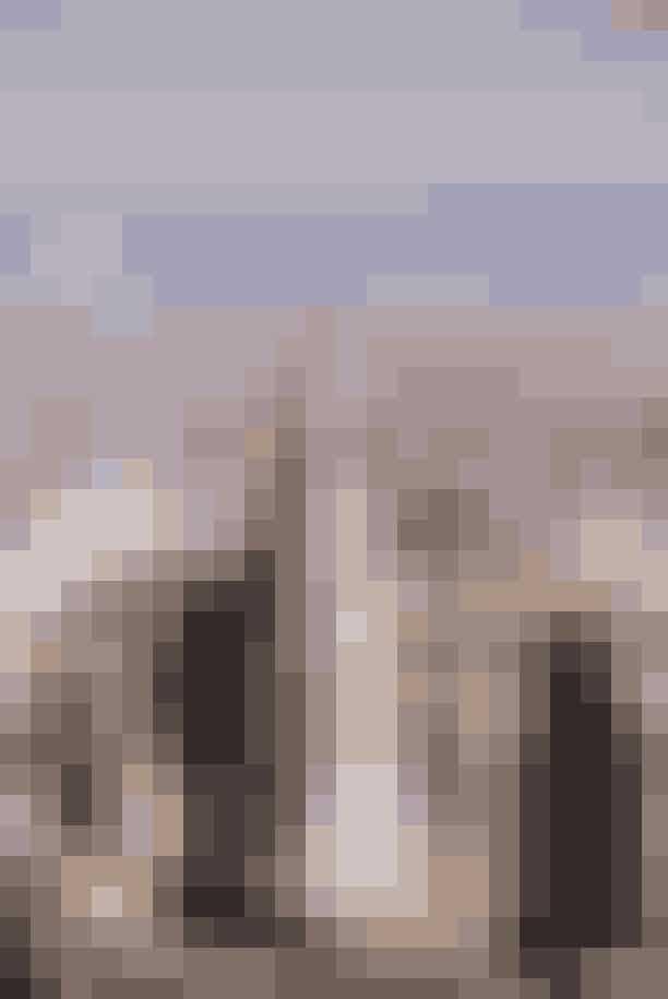 """The Chrysler Building:405 Lexington Avenue""""You'reThe Chrysler Building"""", udbryder Carrie som et symbol på Mr. Bigs status i New York, da han fortæller hende, at han skal flytte til Napa."""