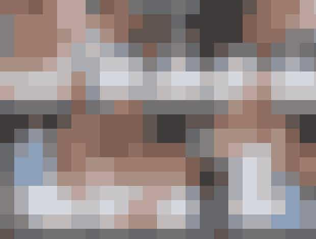 2015 Chrissy Teigen og John Legend til tenniskamp