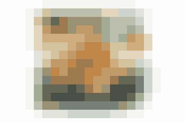 Skønne snegle der let kan tages med på cykeltur   (8-10 stk.)  25 g smeltet smør  1½ dl mælk  25 g gær  ½ spsk. honning  ½ tsk. salt  Ca. 225 g kraftigt hvedemel  Æg til pensling  Fyld 125 g kvark  1 dl revet ost  ½ dl snittet purløg  1 tsk. sennep  80-100 g røget skinke i skiver   Bland smør og mælk. Smuldr gæren og rør den ud i mælken. Tilsæt de øvrige ingredienser og ælt dejen sammen. Lad dejen hæve lunt og tildækket 30 min. Rul dejen tyndt ud i en firkant, ca. 30 x 40 cm.  Fyld: Bland kvark, ost, purløg og sennep. Smør det på dejen i et tyndt lag og læg skinkeskiverne ovenpå. Rul dejen sammen på langs, som en roulade, og skær den i 8-10 stykker. Læg sneglene i små forme. Pensl med æg. Bag sneglene 12-14 min. på midterrillen ved 225° – eller frys snegledejen ned. Dagen før turen lægges film over sneglene, og de stilles i køleskabet natten over. Pensl med æg og bag sneglene på midterrillen ved 225° 12-14 min.   Madopskrift: Anne Skovgaard-Petersen og Foto: Jette M. Vesterager