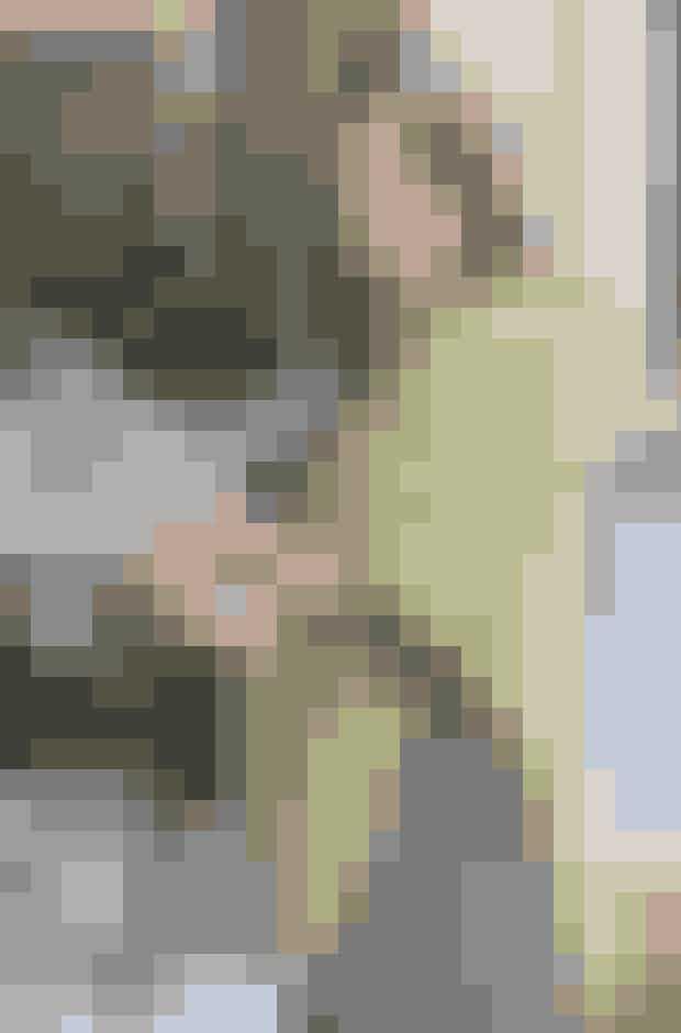 Det fine hulmønster fra Shetlandsøerne, hedder \