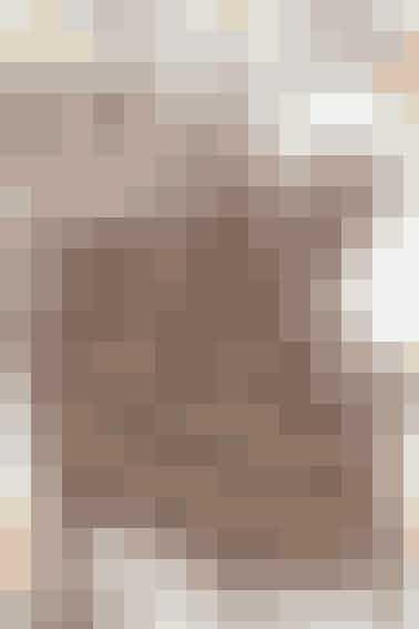 Skønt babytæppe hæklet i nemt siksakmønster med 8 farver - se opskrift her