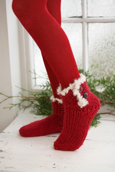 Strik en fin julekjole til piger | Kreativ jul | Gratis
