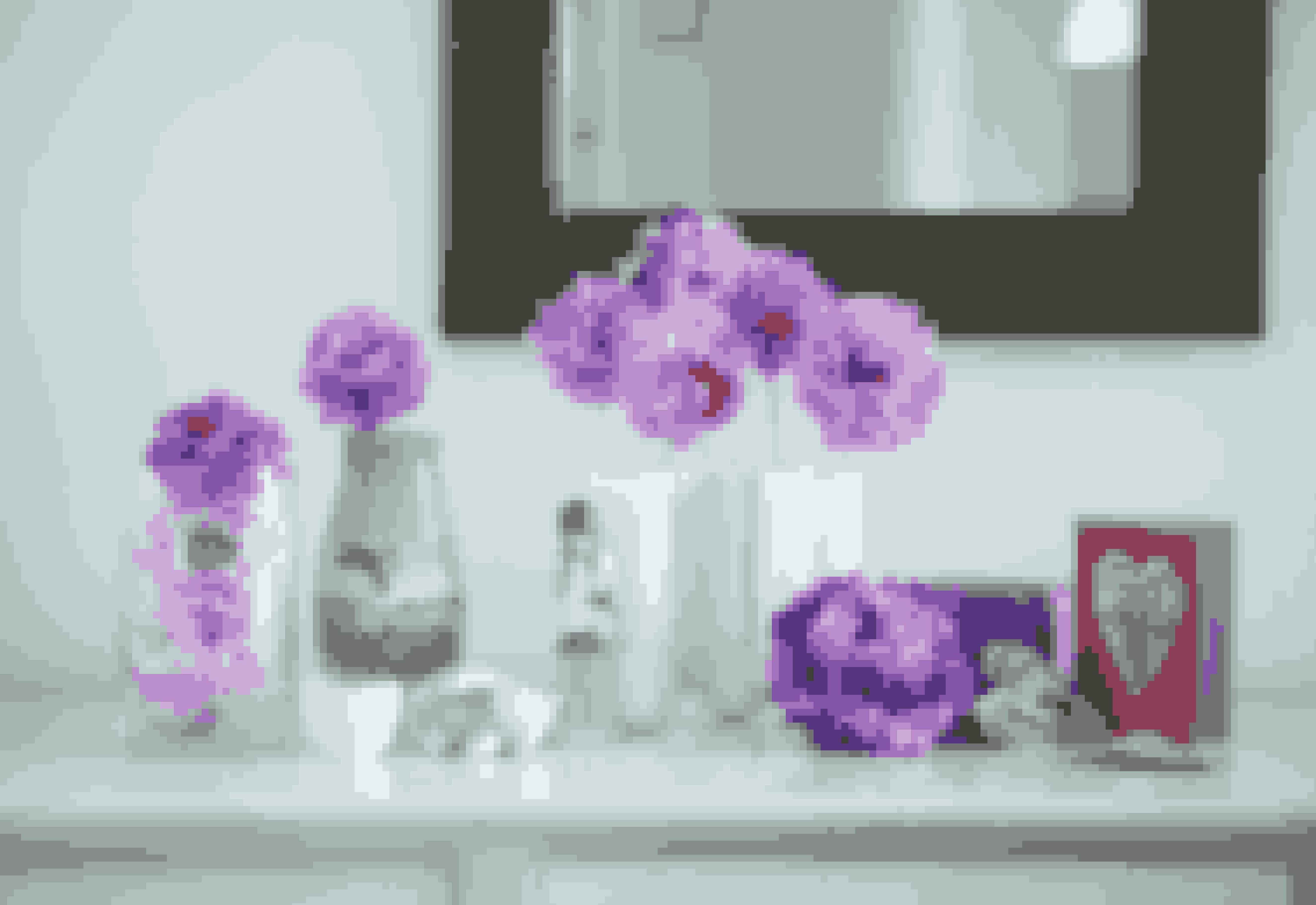Lav smukke silkeblomster i din mors yndlingsfarver og giv en buket, der holder meget længe. Se opskriften her