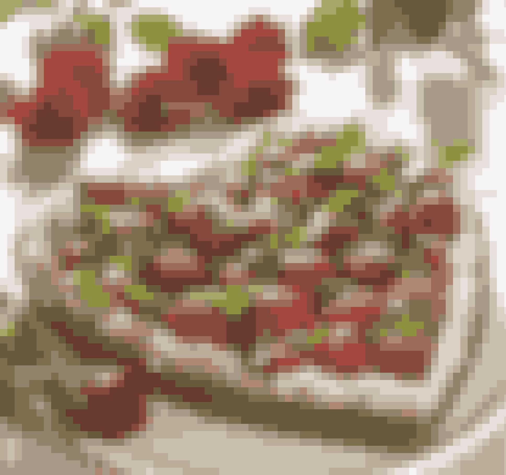 Glæd din mor med en fin, hjerteformet kage med jordbær - se opskriften her