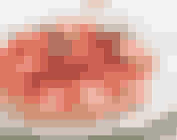 Marengsbund med jordbær - Foto: Jette M. Vesterager