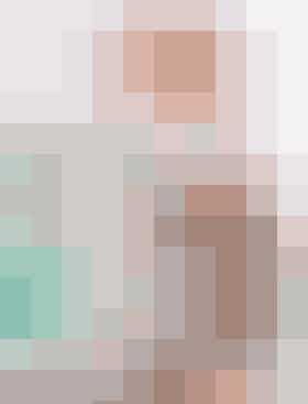 Hæklet babytæppe af bedstes firkanter
