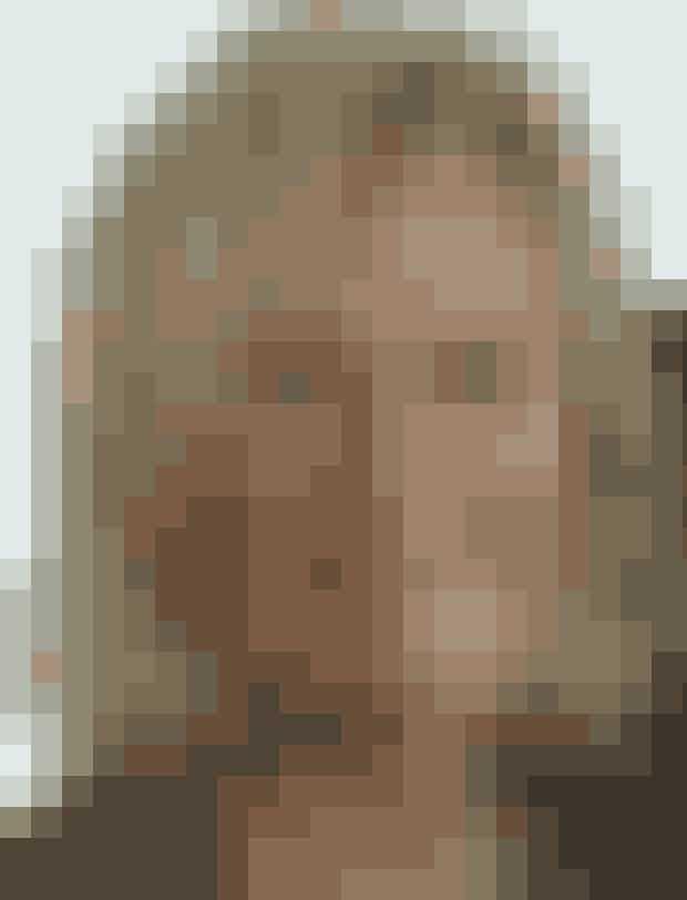 Søde, naturlige Glenn Close, som hun så ud for nogle år siden.