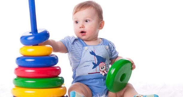 Opbyg dit barns motorik
