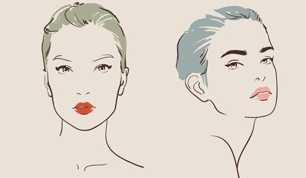 Ansigtsform Sådan finder du din ansigtsform