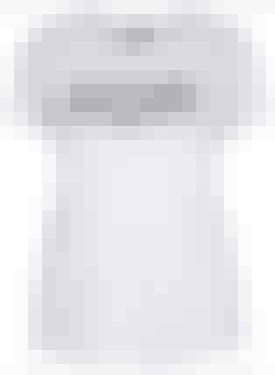 Hvid t-shirt med print fra Zizzi på magasin.dk til 149, 95 kr. Fås i str. 48-54.